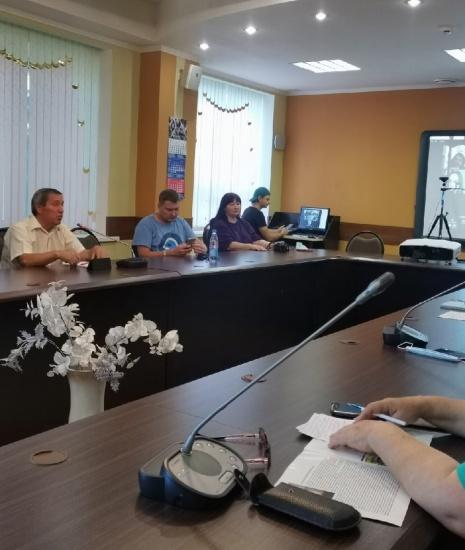 Межрегиональная видеоконференция, посвященная.. _ (Закрытая группа) Информация на сайт НБ_1