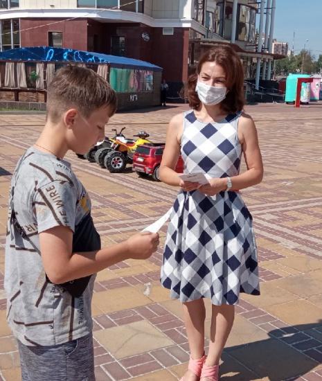 Уличная акция «Книга на здоровье!» (прошла.. _ (Закрытая группа) Информация на сайт НБ_4