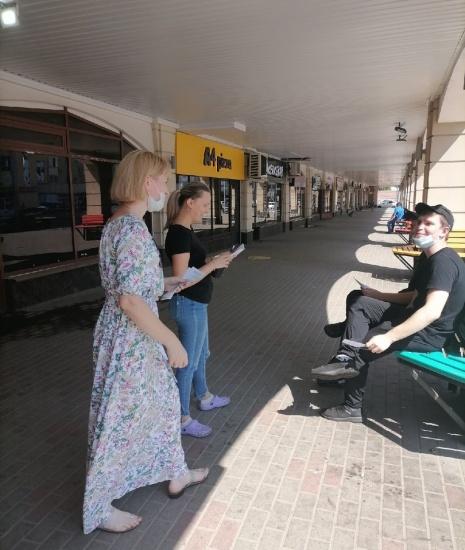 Уличная акция «Книга на здоровье!» (прошла.. _ (Закрытая группа) Информация на сайт НБ_5